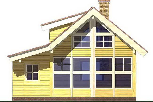 Каркасно-щитовой дом поэтапно